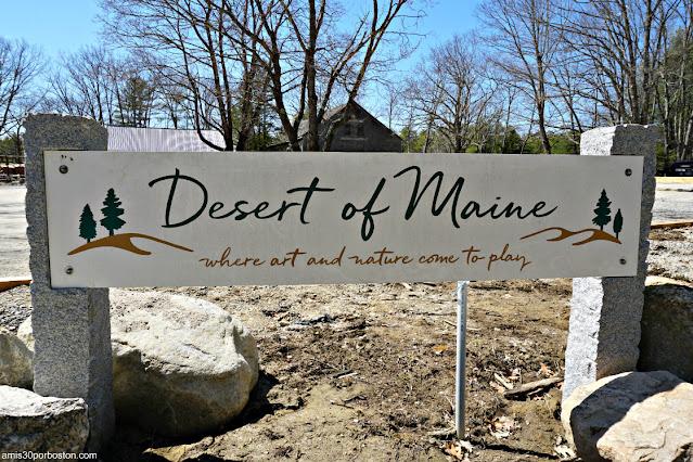 Desierto de Maine en Freeport