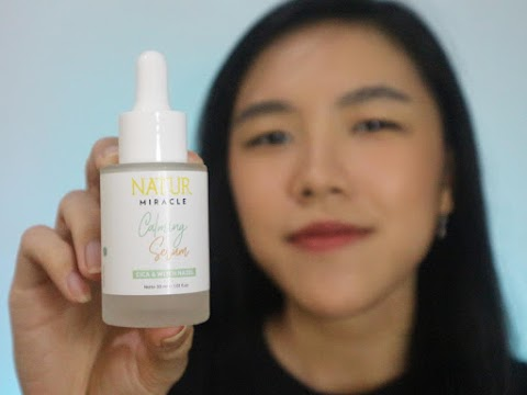 [REVIEW] Natur Miracle Calming Serum