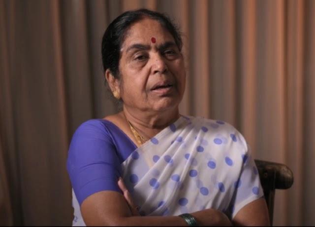 Dynamo Gaming's maternal grandmother Manjusha Khandalkar