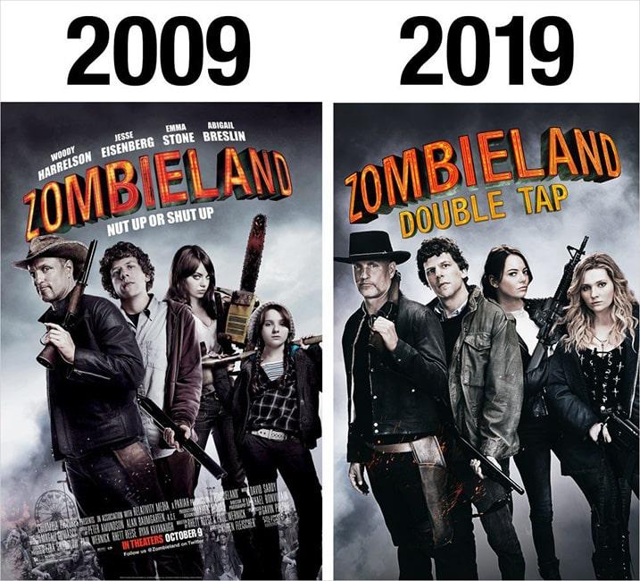 Добро пожаловать в Зомбилэнд 2 дата выхода