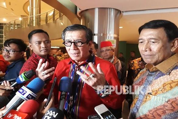 Menkumham: KPU tak Boleh Larang Mantan Koruptor Nyaleg