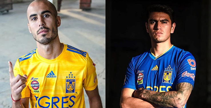 Tigres 19 20 Home & Away Kits Revealed Footy Headlines
