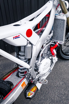 "Honda CRF 450 ""Concept Bike"""