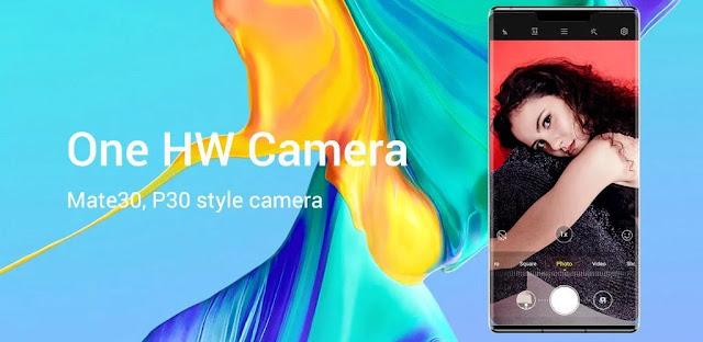 تنزيل One HW Camera - Mate30 ، P30 camera style 3.3 - تطبيق Huawei camera لنظام الاندرويد