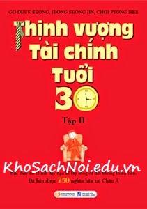 Thịnh Vượng Tài Chính Tuổi 30 Tập 2 [Mp3 - PDF]