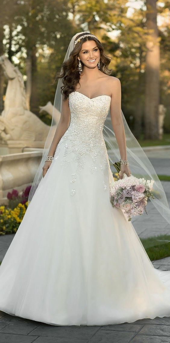 Wedding Dresses Pinterest