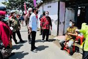 Presiden Jokowi dan Ganjar Dielu - Elukan Warga saat Kunjungi Desa Sentolokawat