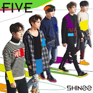 Download MP3 [Full Album] SHINee – Five [Japanese]