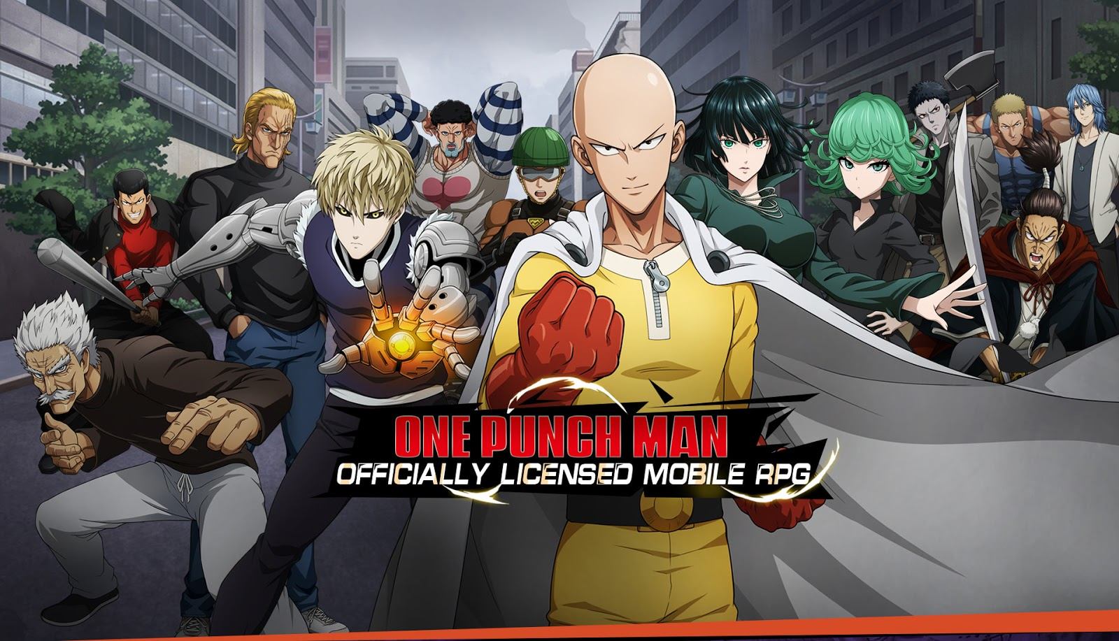 One Punch Man: Road to Hero - Global Server Pre-Registration