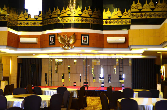 Borobudur Ballroom - Tjokro Hotel Klaten