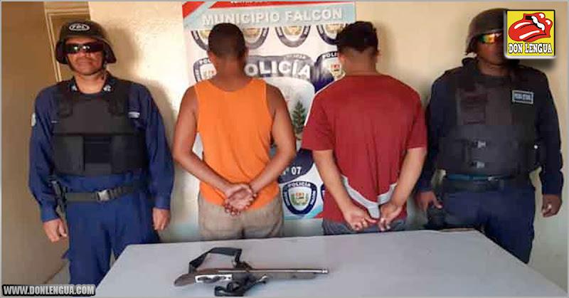 Droopy y su banda fueron detenido por robo de animales de granjas