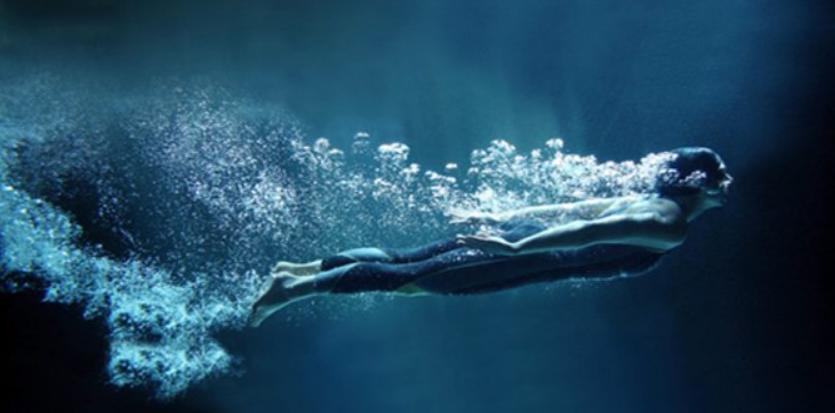 Manusia Bernafas Dalam Air