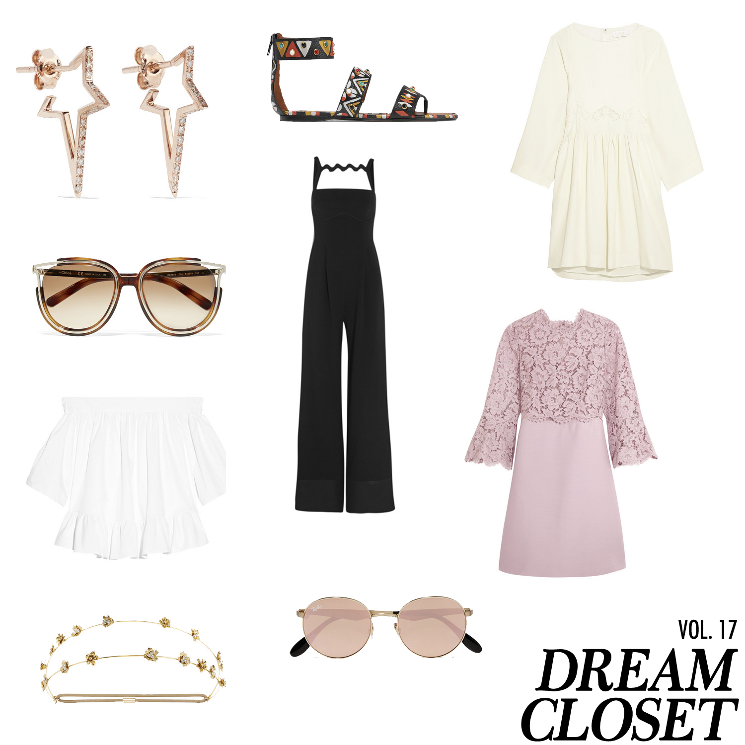 Dream Closet, Vol 17