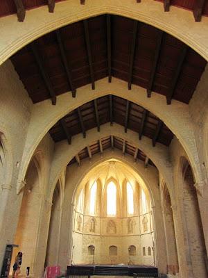 Iglesia del convento de Sant Francesc