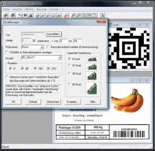برنامج, سريع, لقرائة, الباركود, من, الصور, وملفات, PDF, والخطى, وثنائى, الابعاد, bcTester