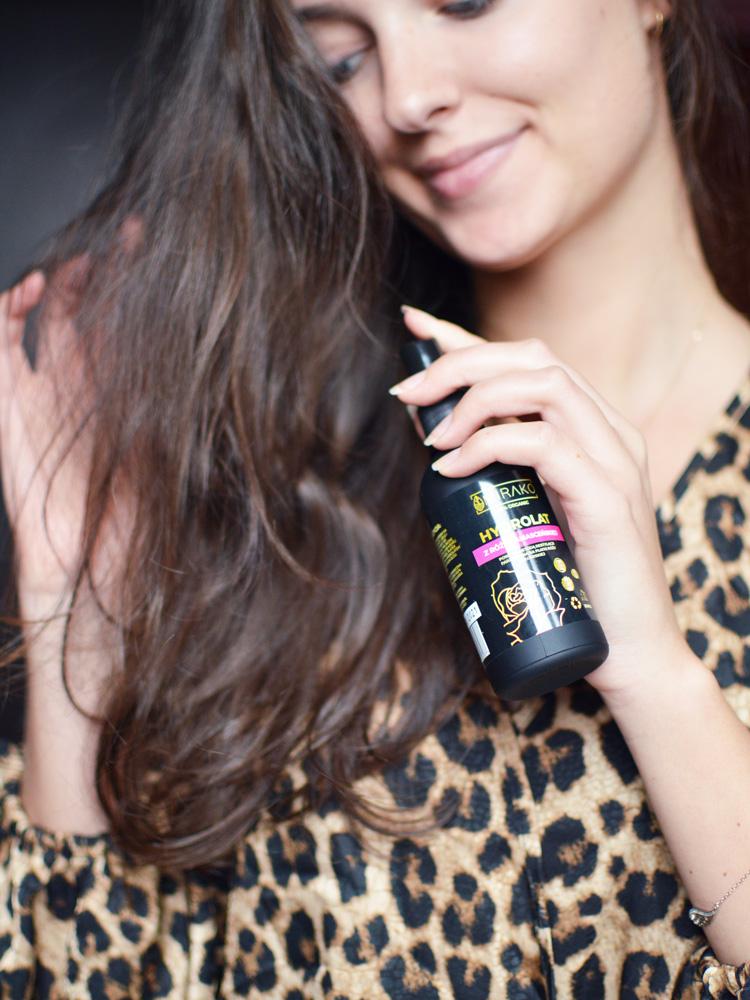 hydrolat do włosów
