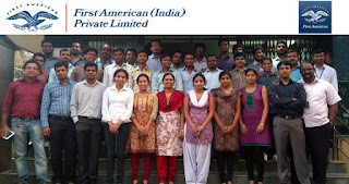 First American OffCampus Recruitment Drive for Freshers: BE/BTech