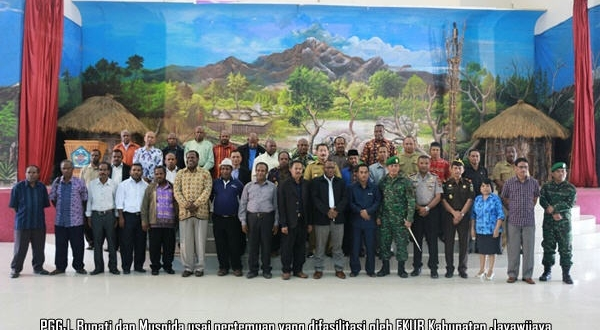 Komnas HAM Mana Suara Anda? Umat Islam Papua Dilarang Bangun Masjid!
