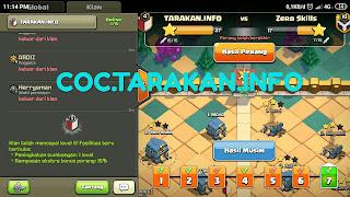 Clan TARAKAN.INFO Naik Level 5