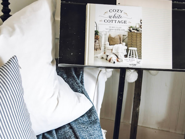 A Cozy White Cottage Book Review