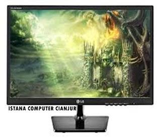 Monitor LED Komputer