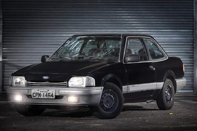 Ford Verona 1990 GLX 1.8