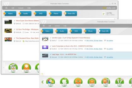 Download Freemake Video Converter 4.1.9.42