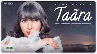 Checkout Neha Bhasin New song Taara & its lyrics penned by Ritesh jumnani