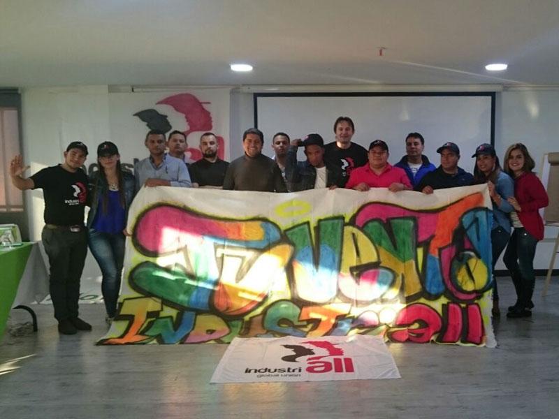 IndustriAll empodera a los jóvenes para fortalecer el movimiento sindical