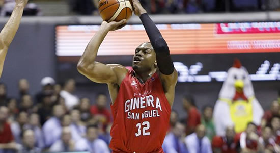 Box Score List: Ginebra vs Meralco 2018 PBA Governors' Cup