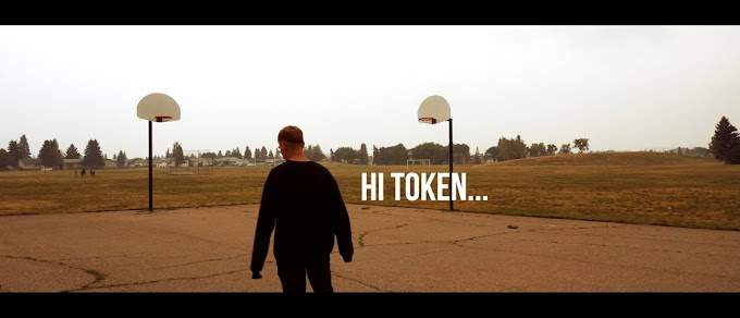"""Damien Ross releases """"Hi Token"""" Listen Now!"""
