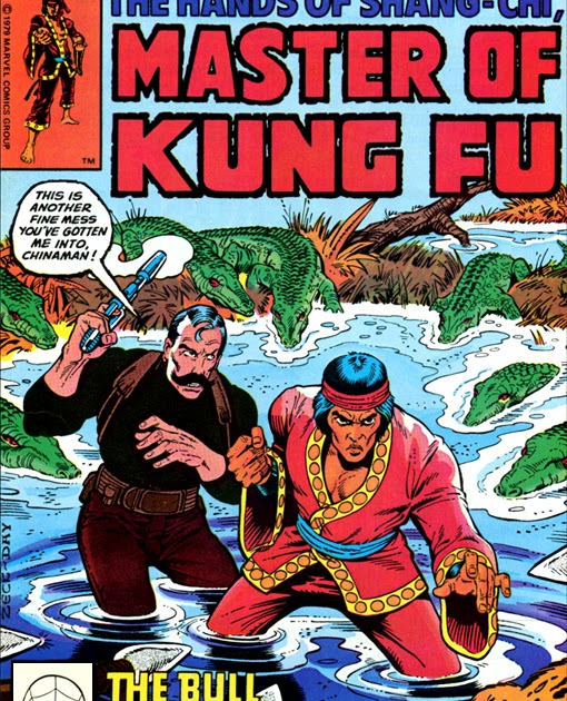 Warriors Of The Dawn Synopsis: The Marvel Project: Master Of Kung Fu #84 (January 1980