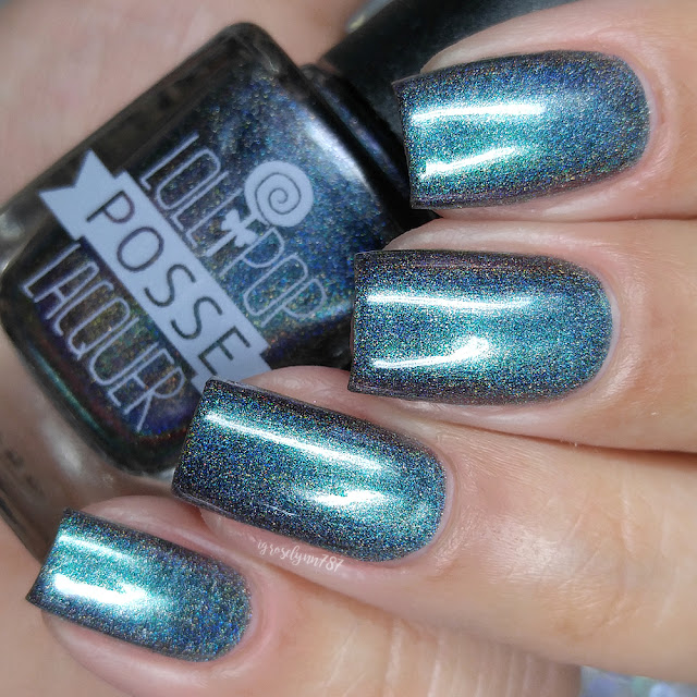 Lollipop Posse Lacquer - Threaten Me With Life