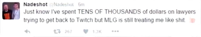 Nadeshot Vs MLG Lawsuit