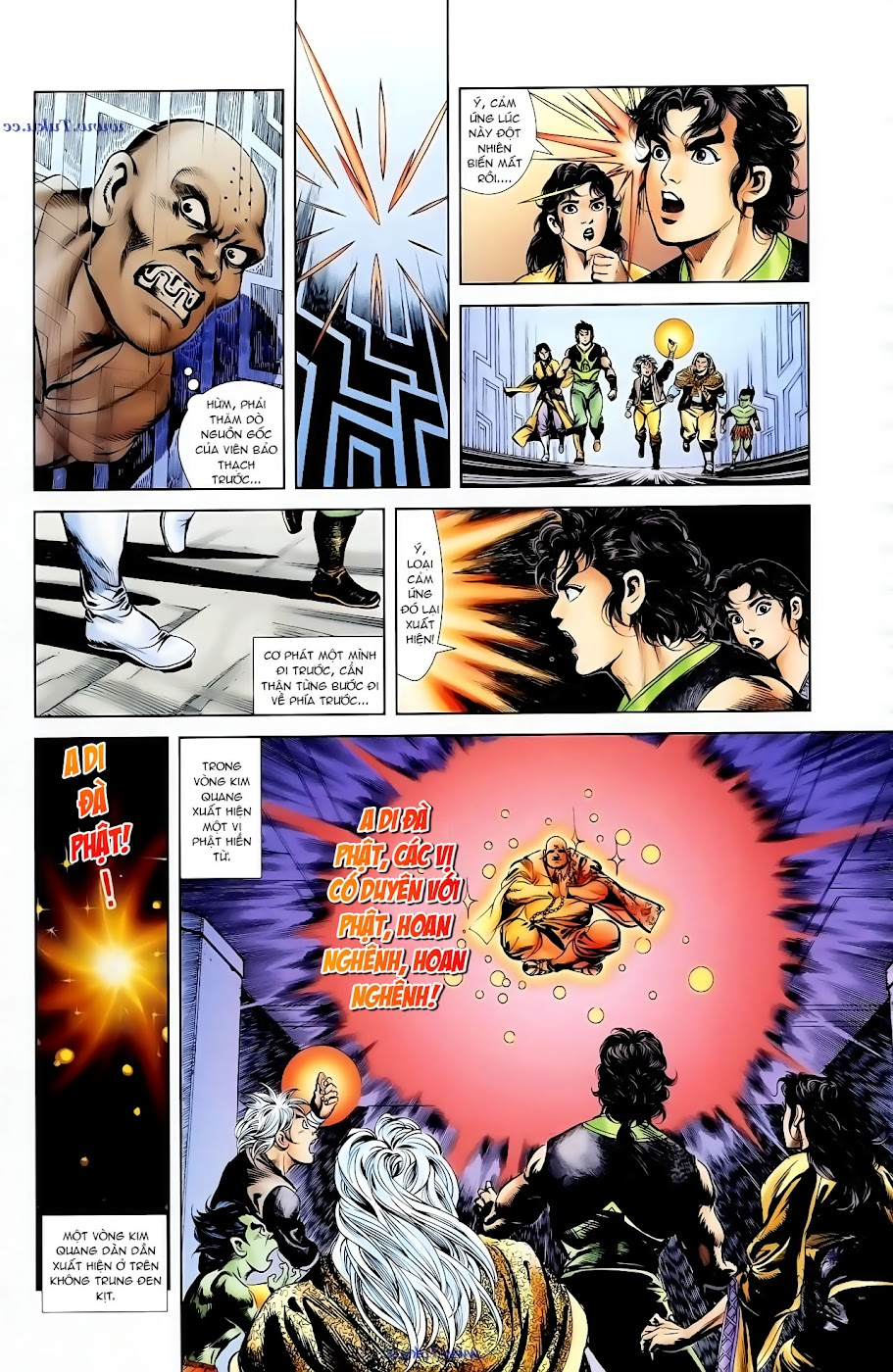 Cơ Phát Khai Chu Bản chapter 97 trang 26