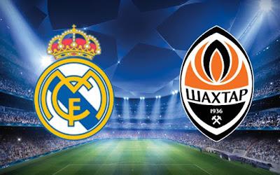 مشاهدة مباراة ريال مدريد ضد شاختار دونيتسك 21-10-2020 بث مباشر في دوري ابطال اوروبا