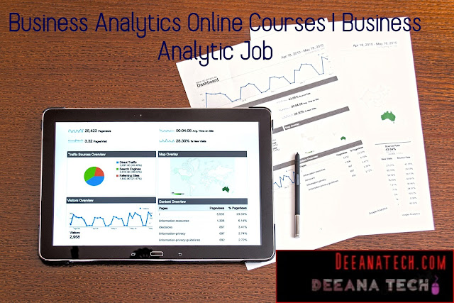 Business Analytics Online Courses | Business Analytic Job | Business Analytics vs Data Science |