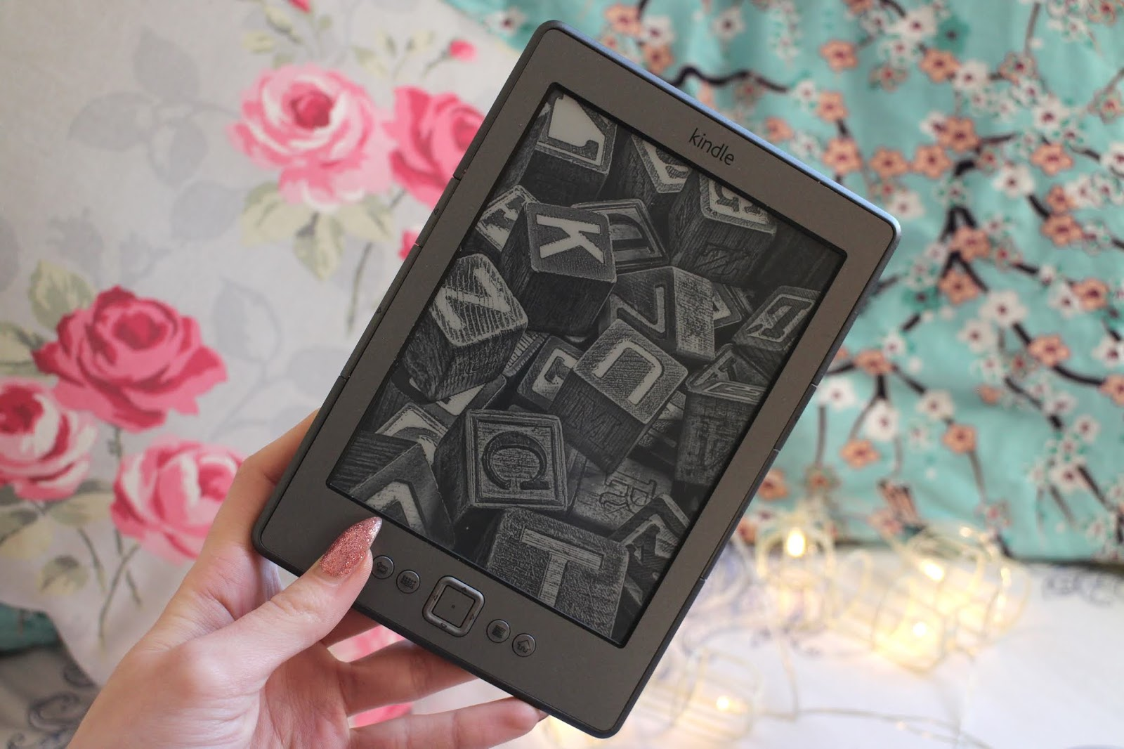 Top Five Kindle Reads