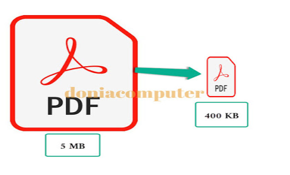 شرح ضغط ملف FDF بدون برامج موقع sejda