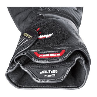 Full gore-tex and quality kangaroo leather Held 2 N ! touring gloves