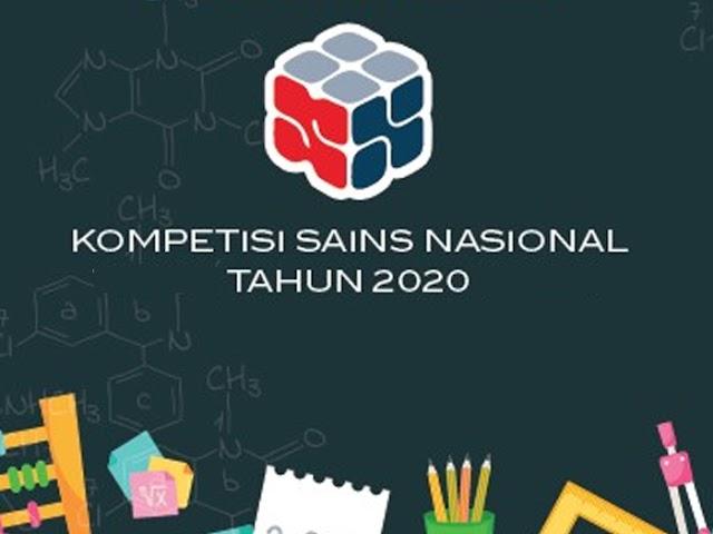 Uji Coba Kompetisi Sains Nasional 2020 Digelar Serentak Dua Tahap