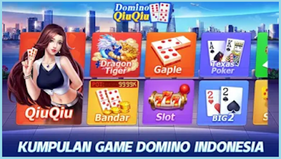 Game Poker Online Domino qq 99