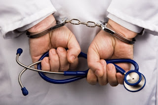 nigerian doctor raped patient hospital