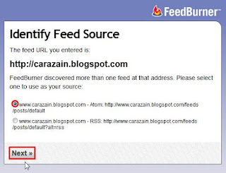 Cara Membuat Feedburner Di Blog Gratis Daftar Terbaru