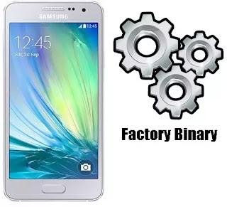 Samsung Galaxy A3 SM-A3000 Combination Firmware