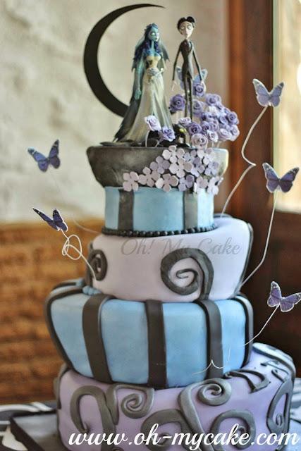 'La novia cadáver' de...  Oh! My Cake