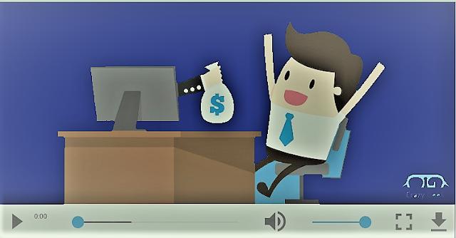 كيفيه الربح من اليوتيوب وفيس بوك جنى اموال رهيبه