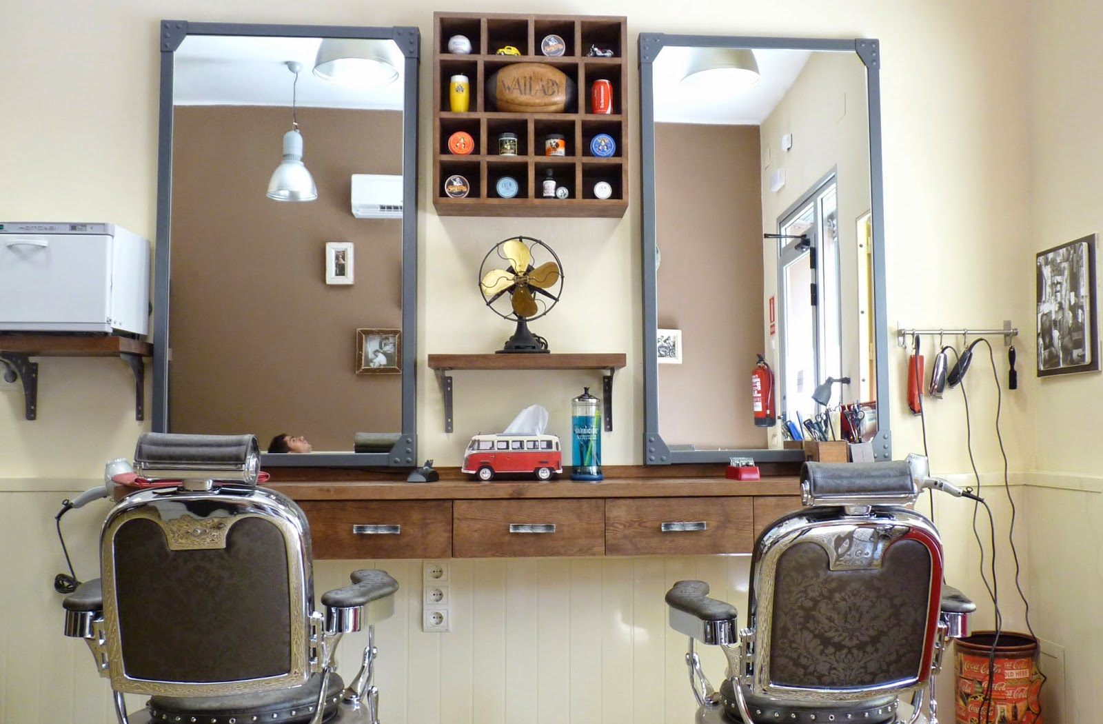 Barber Shop de la Vila