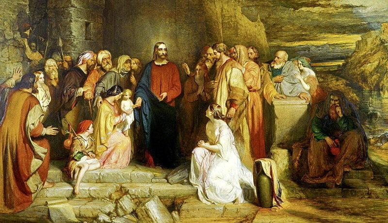 Κι αν ο Χριστός φορούσε μάσκα; Ο εαυτός και ο άλλος...