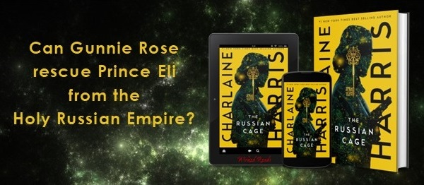 Can Gunnie Rose rescue Prince Eli from the Holy Russian Empire?